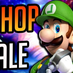 BARGAINS! 15 Switch eShop Games on SALE This week Worth Buying!