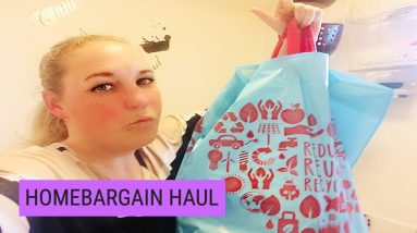 HOME BARGAIN HAUL 2021
