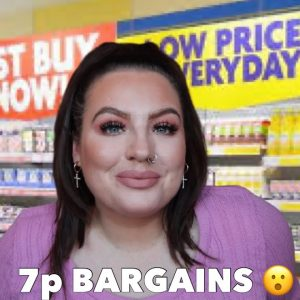 MONDAY MORNING HERON FOODS GROCERY HAUL | 7p BARGAINS 👀